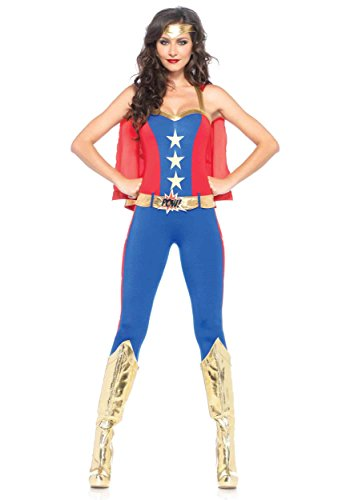 Leg A (Halloween Comic Book Costumes)
