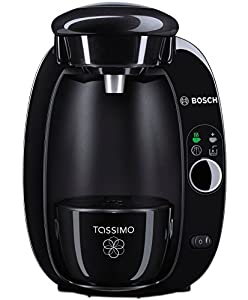 Bosch TAS2002UC8 Tassimo T20 Beverage System and Coffee Brewer – Great machinequick & quiet