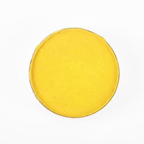 Mehron Makeup Paradise AQ Face and Body Paint, YELLOW: Basic Series Refill- 7gm