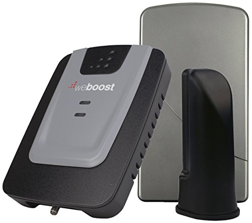 weBoost Home 3G Cell Phone Signal Booster Kit for Home and Office – Enhance Your Signal up to 32x. (Certified Refurbished)