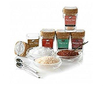 Limited Edition Gourmet Salt Samplers (Smoke) by SaltWorks