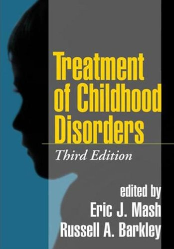 Treatment of Childhood Disorders, Third Edition by Brand: The Guilford Press