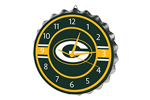 Green Bay Packers Clock Packers Clock Packers Clocks