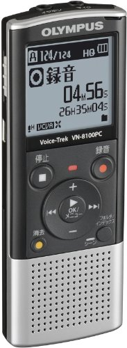 OLYMPUS ICRecorder VoiceTrek VN-8100PC