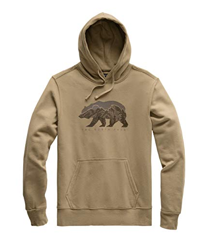 The North Face Men's Bearscape Pullover Hoodie, Kelp Tan, Size S ()