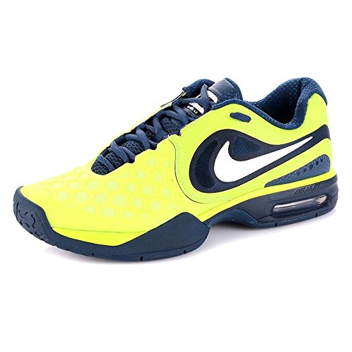 competitive price 5d7d5 bdc3d ... New Nike Air Max Courtballistec 4.3 VoltBlue Mens Tennis Shoes – Sports  Men Shoes . ...