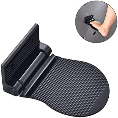 Dusch Fußstütze, Rutschfeste faltbare Duschfußstütze aus Aluminiumlegierung zum Waschen oder Rasieren Beine Balance...