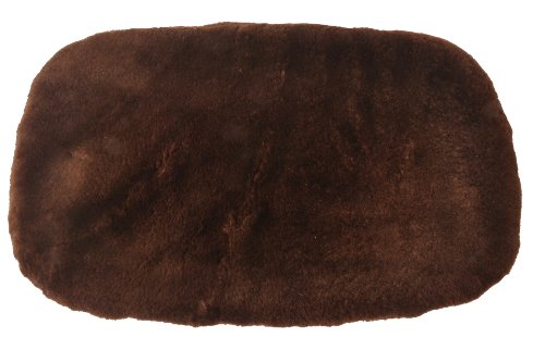 ECP Sheepskin Pommel Pad - Brown