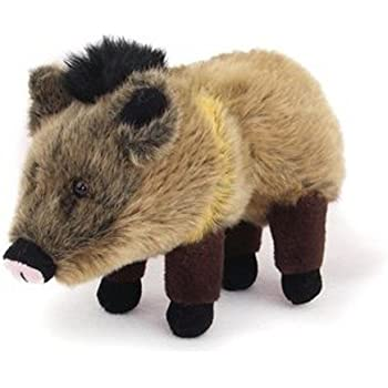 Wildlife Artists Javelina Plush Stuffed Toy Razorback Hog Animal Peccary Wild Pig Hogs