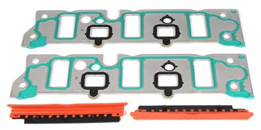ACDelco 89017825 GM Original Equipment Intake Manifold Gasket Kit with Gaskets and - Gm Gasket Manifold Intake