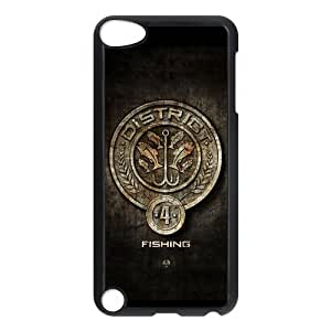 The Hunger Games Ipod Touch 5th Case Plastic Hard Hunger Games Ipod 5 Cases Cover