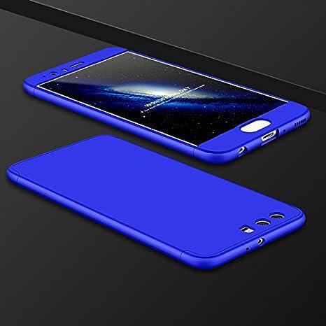 AILZH Funda Huawei P10 Plus Cubierta 360 Grados Caja protección de ...