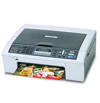 Amazon.com: Brother MFC-230 C Color Inkjet Multi-Function ...