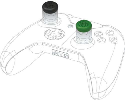 Snakebyte Control Caps 4x Thumb Grips For Xbox 360 One