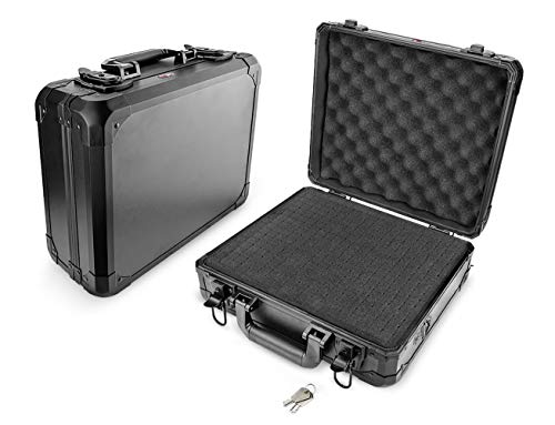 Aluminum Hard Case - XPIX Versabox Customizable Carrying Hard Case - Small