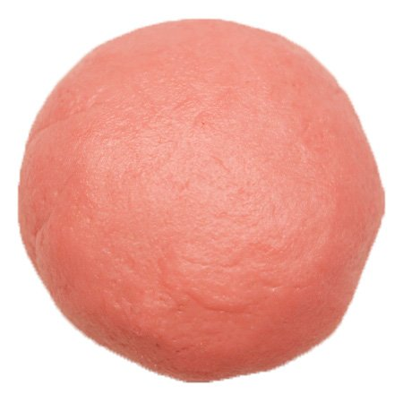 - Scott's Cakes 1/2 Pound Lite Red Colored Marzipan