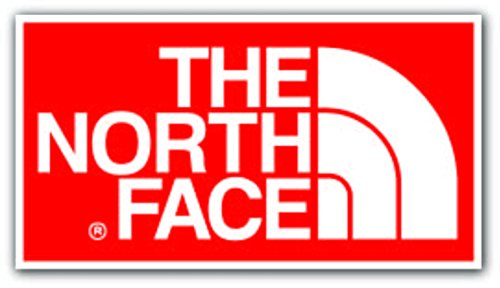 The north face 3 x6 vinyl sticker decal buy usa quality for Edesign login