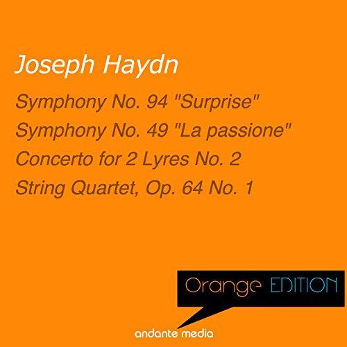 Duvall Collection - Orange Edition - Haydn: Symphonies Nos. 94, 49 & Concerto for 2 Lyres No. 2