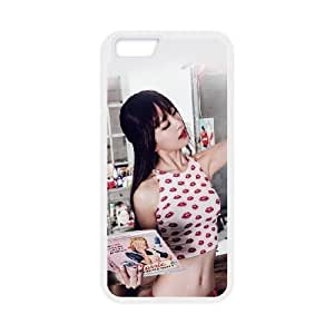 iPhone 6 4.7 Inch Cell Phone Case White hd54 exid hani sexy music kpop SU4313995