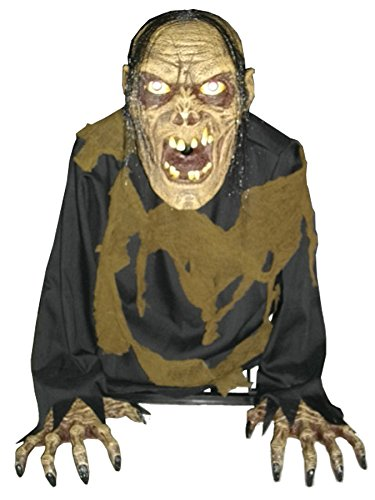 Morris Costumes Bilious Fog Zombie Animated Accessory -