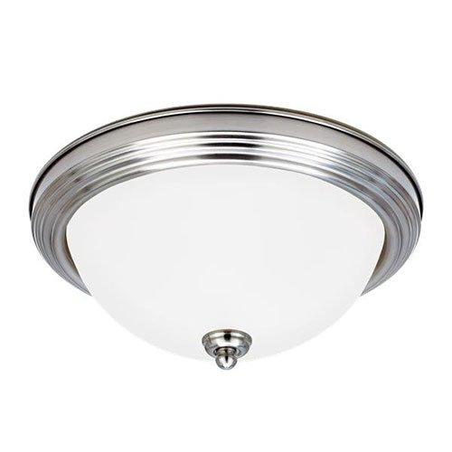 (Seagull 79163BLE-962 One Light Ceiling Flush Mount)