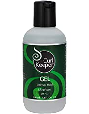 Curl Keeper Gel - Ultimate Hold with Frizz Control