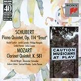 Schubert;Piano Quintet