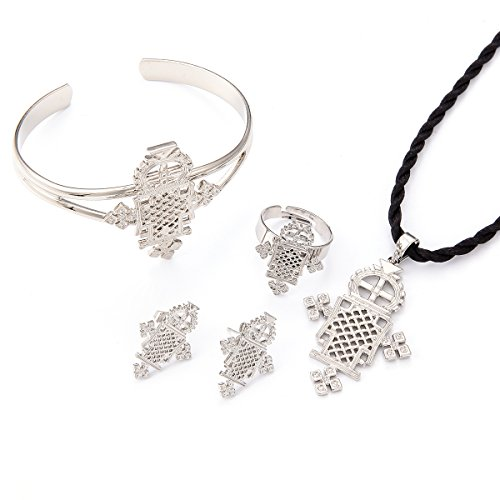 Ethiopian Cross Jewelry...