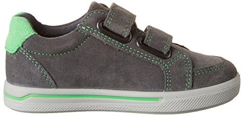 Ricosta Payas - Zapatillas de casa Niños Grau (patina/neongrün)