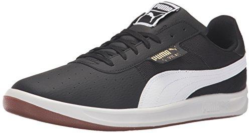 - PUMA Men's g. Vilas 2 core Fashion Sneaker Black White, 10 M US