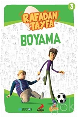 Rafadan Tayfa Boyama 3 9786053499602 Amazoncom Books