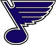 """St. Louis Blues NHL Hockey Car Bumper Sticker Decal 5"""""""
