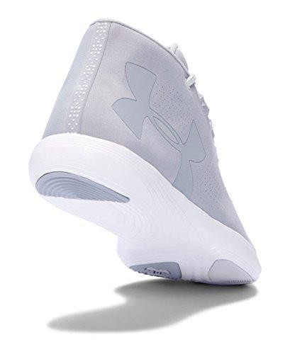 Under Armour Mid Overcast Training Women's Shoes Overcast Precision Gray Gray Street Gray Glacier wwfrIq