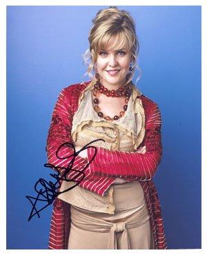 - Ashley Jensen 8x10 Autographed Photo