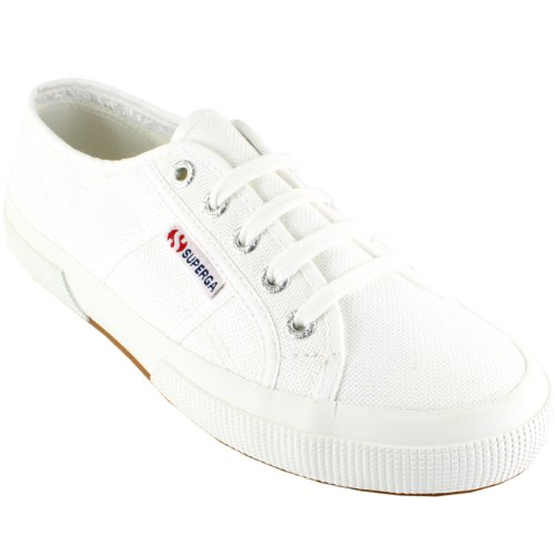 Womens Trainers Canvas Superga 2750 Cotu White BnTxdWx