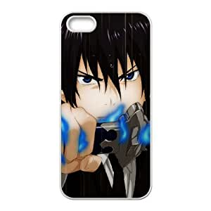 Ao No Exorcist iPhone 5 5s Cell Phone Case White 91INA91514424