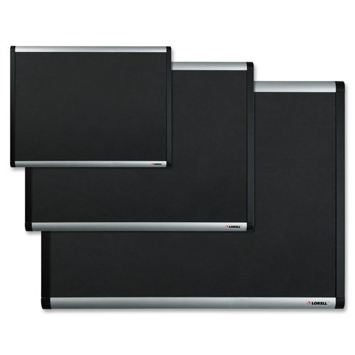 - Bulletin Board, Mesh Fabric, w/Hardware, 4'x3', AM Frame, Sold as 1 Each - Lorell Bulletin Board, Mesh Fabric, w/Hardware, 4'x3', AM Frame