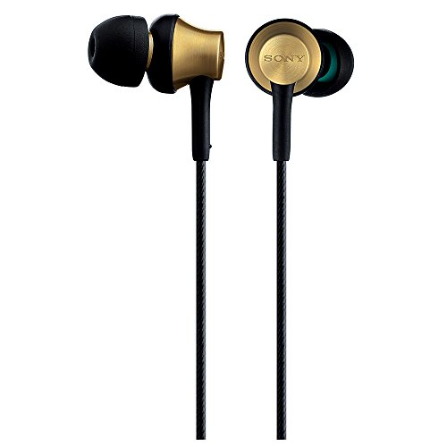 SONY MDR-EX650 T Inner ear Headphones Brass brown by Sony