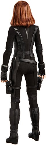 "41WJRaShYTL [Movie Masterpiece ""Captain America / Winter Soldier"" 1/6 scale figure Black Widow (secondary shipments)"