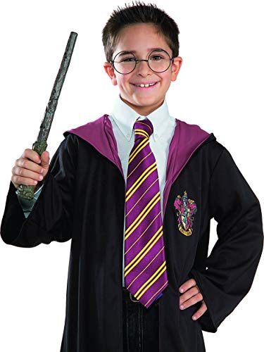 Harry Potter Wizard Accessory KIT Wand & Glasses ()