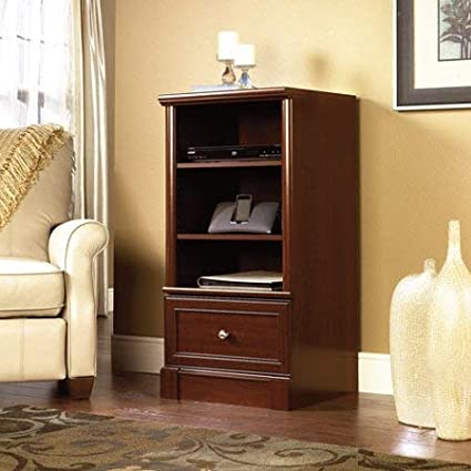 3D HOME SOLUTIONS LLC Charming Media Storage, Sturdy U0026 Long Lasting Wood  Construction,