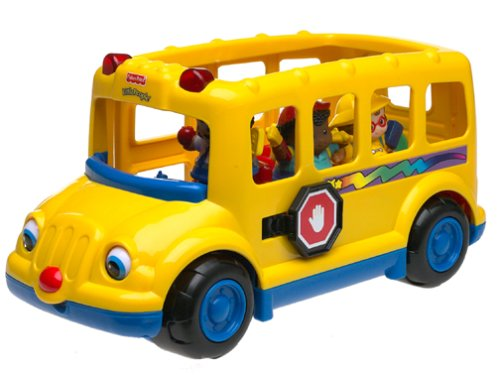 Amazon.com: Little People: Beeps The Bus: Toys & Games