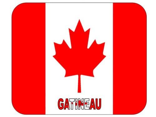 Canada, Gatineau - Quebec mouse pad