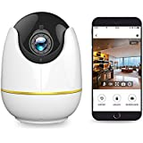Home Security Camera, Compatible with Alexa Echo Show...