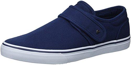 Lugz Menns Voyage Ii Sneaker Navy / Hvit