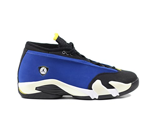 Nike Mænds Air Jordan 14 Retro Lave Basketball Sko Flerfarvet C8L1Ed