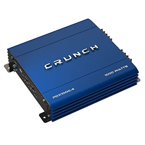 1000 watt 4 channel car amp - 9