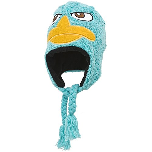 Phineas And Ferb Costumes For Sale - Phineas and Ferb-Child Perry Face Sherpa