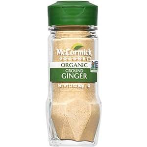McCormick Gourmet Organic Ginger, 1.5 oz