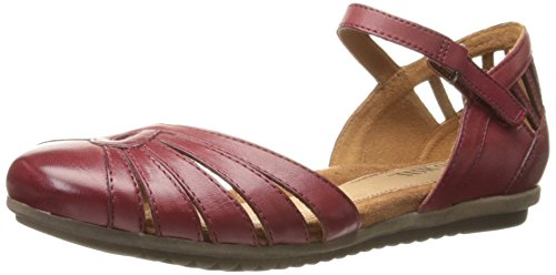 Cobb Hill Rockport Kvinders Irene-ch Flad Sandal Bordeaux 3cN2A